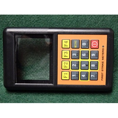 Top Housing with Keypad, FS1-ProHD Keypad is installed on housing