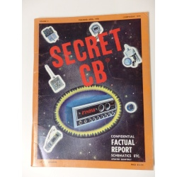 SECRET CB VOLUME 2 Published 1978