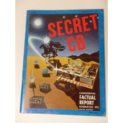 SECRET CB VOLUME 3 Published 1978