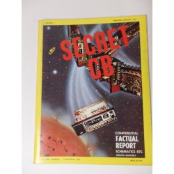 SECRET CB VOLUME 4 Published 1979