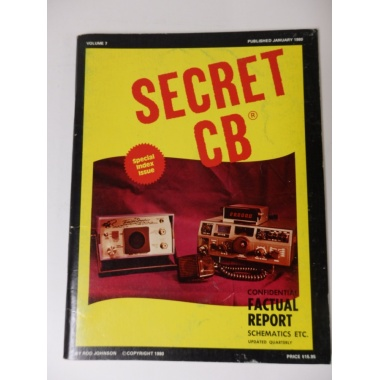 SECRET CB VOLUME 7 Published 1980