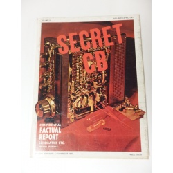 SECRET CB VOLUME 10 Published 1981
