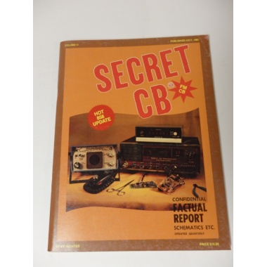 SECRET CB VOLUME 11 Published 1981