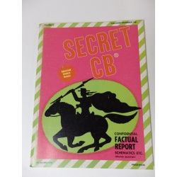 SECRET CB VOLUME 12 Published 1981