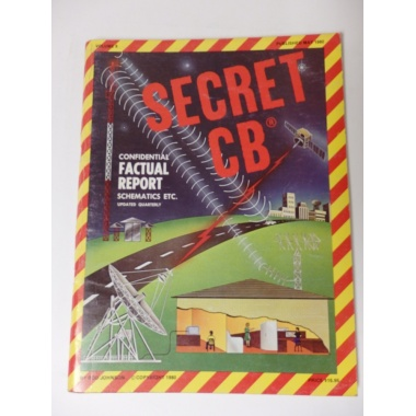 SECRET CB VOLUME 8 Published 1980