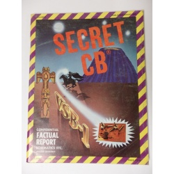 SECRET CB VOLUME 9 Published 1980