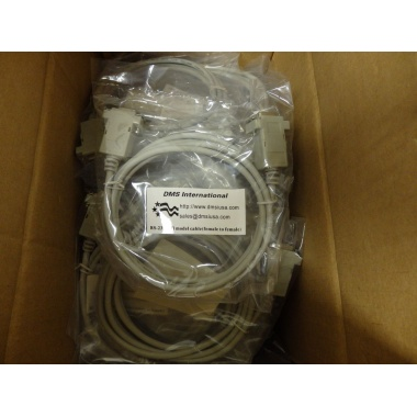 6 foot RS-232 Female to Female Null Modem Cable