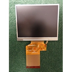 LCD screen\'A\' for Trimax SM-4500, SM-2500 & SM-2200 meters