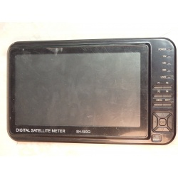 Sathero SH-500G top housing with LCD